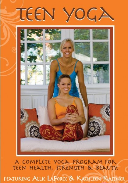Teen Yoga Box cover