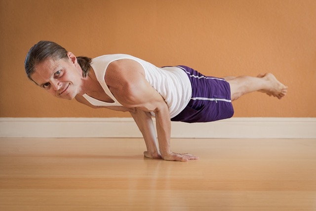 Killer Core Vinyasa with Wade